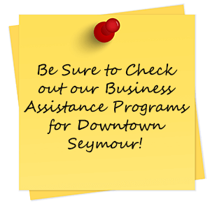 Downtown Seymour Business Assistance Programs